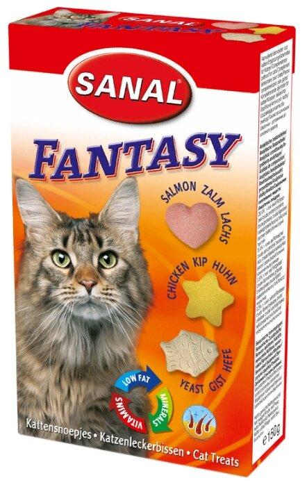 Добавка в корм SANAL Fantasy с курицей,