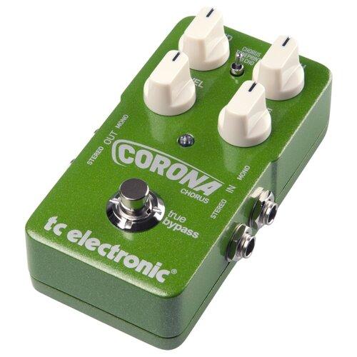 TC Electronic Педаль Corona Chorus tc electronic педаль nether