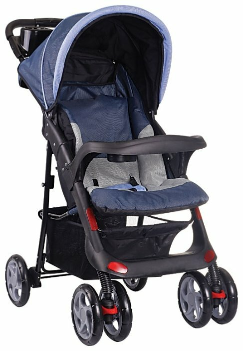 Прогулочная коляска Lider Kids C11
