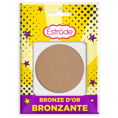 Купить Estrade Бронзатор Bronze d'or в блистере 116 звездный загар