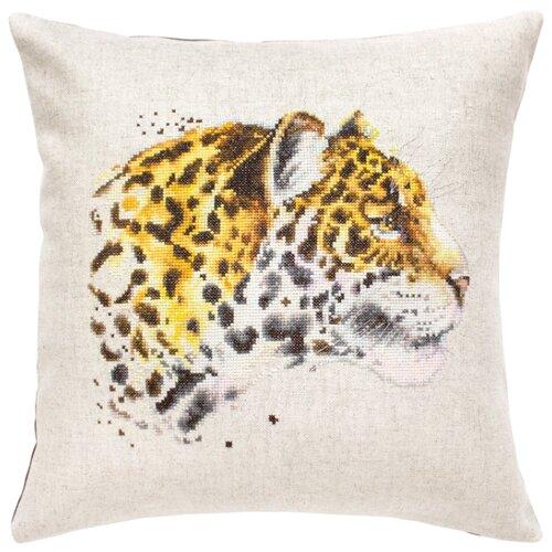 Luca-S Набор для вышивания подушки 40 х 40 см (PB183) набор для вышивания подушки полным крестом orchidea 9350 разноцветный 40 х 40 см