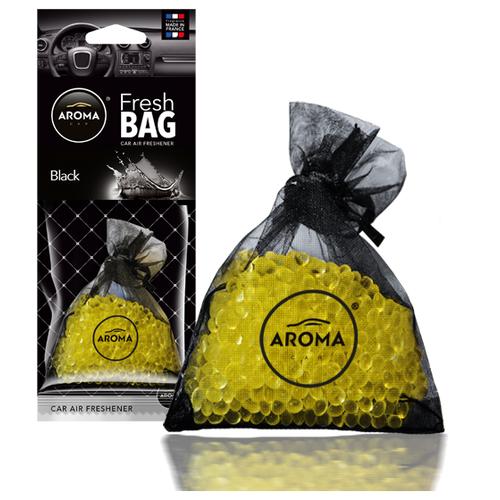 Ароматизатор автомобильный (гранулы) Aroma Car Fresh Bag, Black