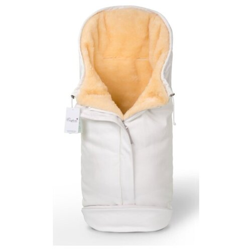 Купить Конверт-мешок Esspero Sleeping Bag Lux 95 см white, Конверты и спальные мешки