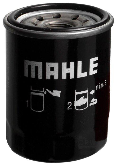 Масляный фильтр MAHLE OC 196
