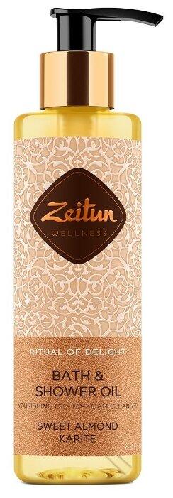 Питающее гидрофильное масло для душа Zeitun Ритуал