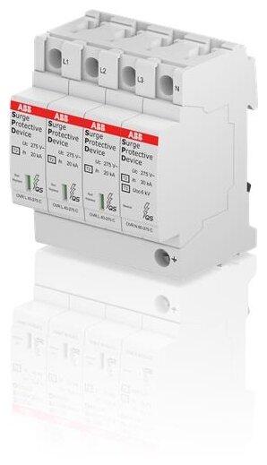 Устройство защиты от перенапряжения для систем энергоснабжения ABB 2CTB803973R1100