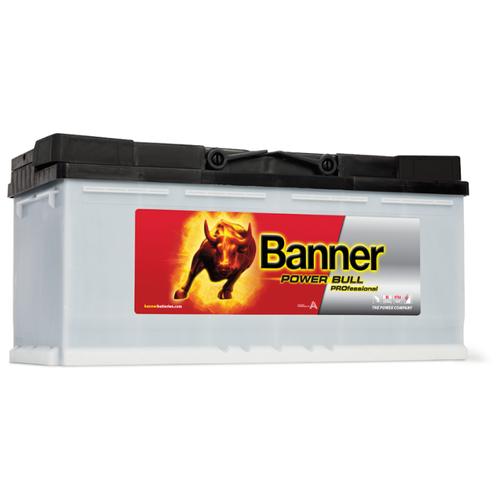 цена на Автомобильный аккумулятор Banner Power Bull PROfessional PRO P110 40