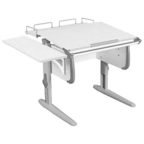 Купить Стол ДЭМИ White-Стандарт СУТ-24-02 100x82 см белый/серый/серый, Парты и столы