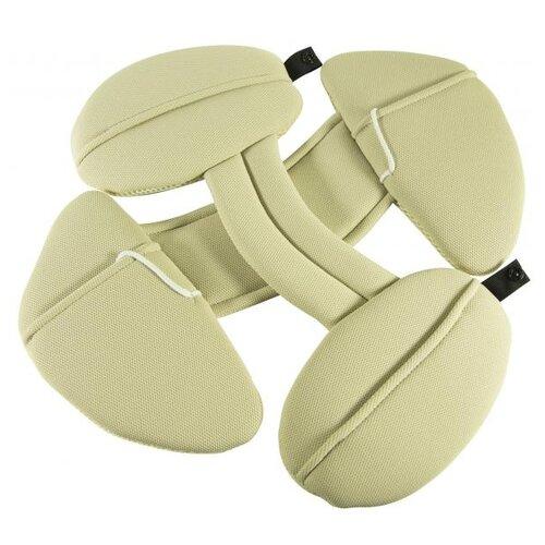 Ailebebe Набор подушек-вкладышей для кресел Swing Moon ВВ311Е/ВВ312Е бежевый, Аксессуары для колясок и автокресел  - купить со скидкой