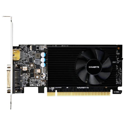 Видеокарта GIGABYTE GeForce GT 730 LP 2GB (GV-N730D5-2GL) Retail
