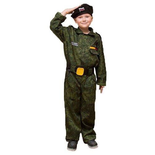 Купить Костюм Бока Спецназ, хаки, размер 104-116, Карнавальные костюмы