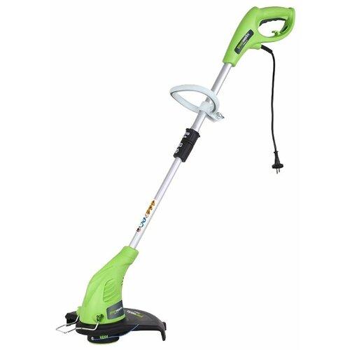 Триммер электрический greenworks 21217 230V Basic триммер greenworks gс82 bcbk5 2103107 ub
