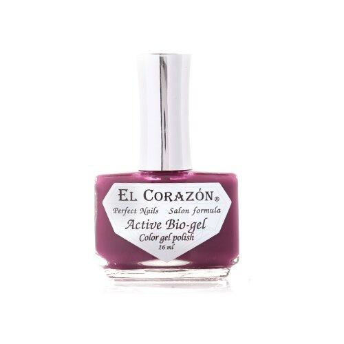 Гель El Corazon Active Bio-gel polish Cream, 16 мл, 423/327 chi luxury black seed oil curl defining cream gel
