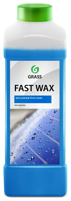 Воск для автомобиля GraSS холодный Fast Wax