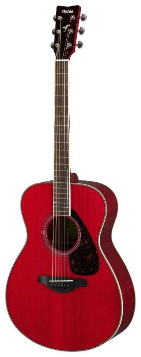 Вестерн-гитара YAMAHA FS820 Ruby Red