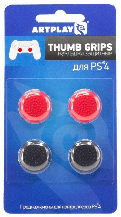 Artplays Накладки Thumb Grips на джойстики контроллера для PS4 (ACPS4102)