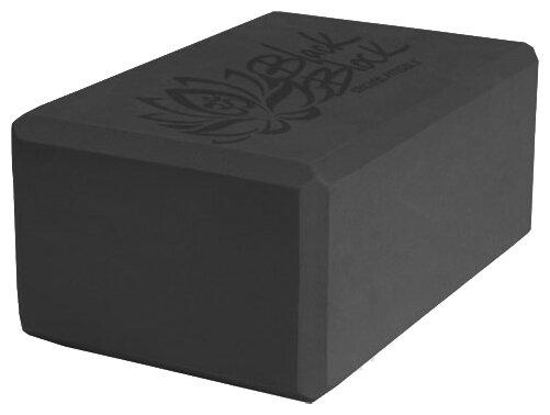 Блок для йоги Original FitTools FT-BLACK-BLOCK