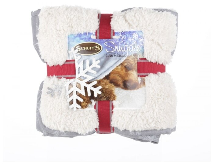 Подстилка плед для собак Scruffs Winter Snuggle