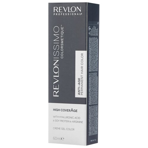 Купить Revlon Professional Revlonissimo Colorsmetique стойкая краска для волос High Coverage, 7-13 бежевый блондин, 60 мл