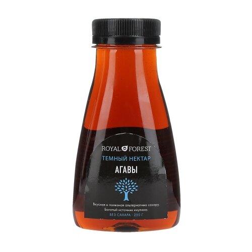 Фото - ROYAL FOREST Нектар Агавы темный жидкость 250 г royal forest пекмез шелковицы жидкость 250 г