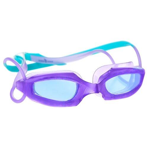 Очки для плавания MAD WAVE Fruit Basket violet очки indigo 108 g violet