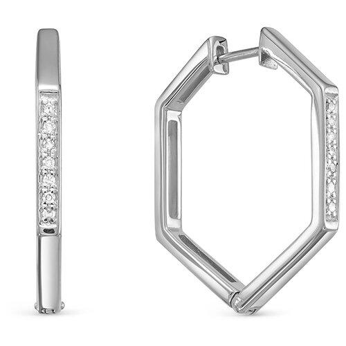 Vesna jewelry Серьги 2952-251-01-00