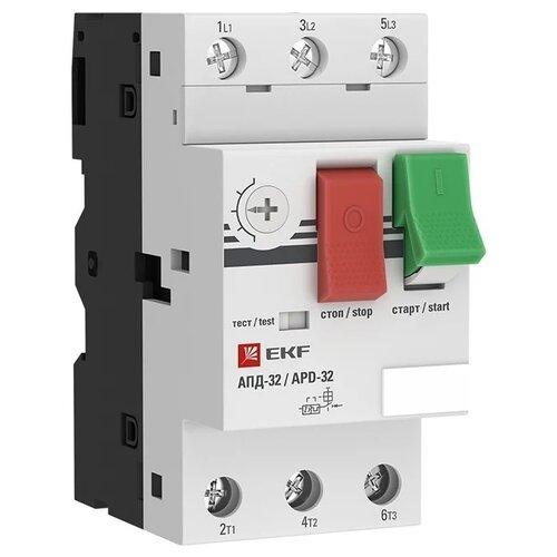 Софтстартер (устройство плавного пуска электродвигателя) EKF АПД-32 1,6-2,5А