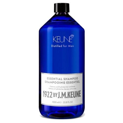 Фото - Шампунь универсальный для волос и тела Keune 1922 Care essential, 1 л keune 1922 care deep cleansing shampoo