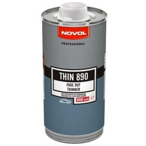 Разбавитель для лака NOVOL Thin 890 500 мл