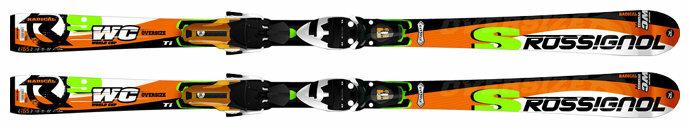 Горные лыжи Rossignol Radical R9S Ti Oversize
