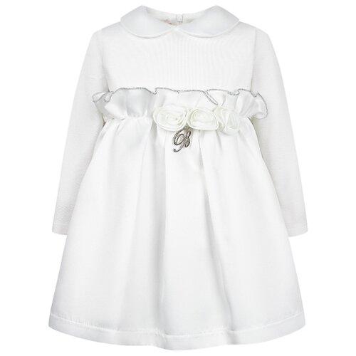 Платье Blumarine размер 80, кремовый