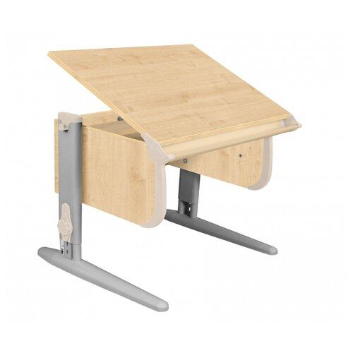 Купить Стол ДЭМИ СУТ-24 75x55 см клен/бежевый/серый, Парты и столы
