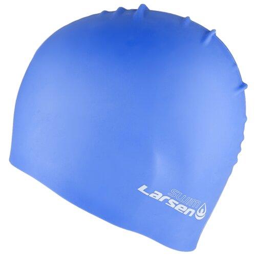Шапочка для плавания Larsen SC13 (SC605) синий