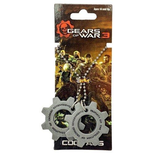 NECA Кулоны Gears of War COG Tags