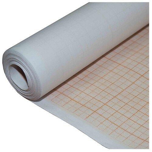 Купить Масштабно-координатная бумага (миллиметровка) Gamma , 88x500 см, Бумага для рисования