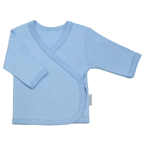 цена на Распашонка Little Fox размер 68, голубой