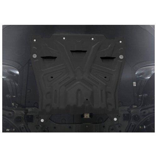Защита картера и КПП AutoMax для Kia Optima IV 2016-2018 2018-н.в., сталь 1.4 мм, с крепежом, AM.2837.1 недорого