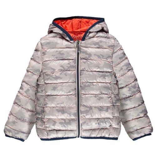 Купить Куртка Brums 191BFAA001 размер 8A (128), 300 бежевый, Куртки и пуховики