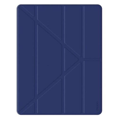 Купить Чехол Deppa Wallet Onzo для Apple iPad 3/4 синий
