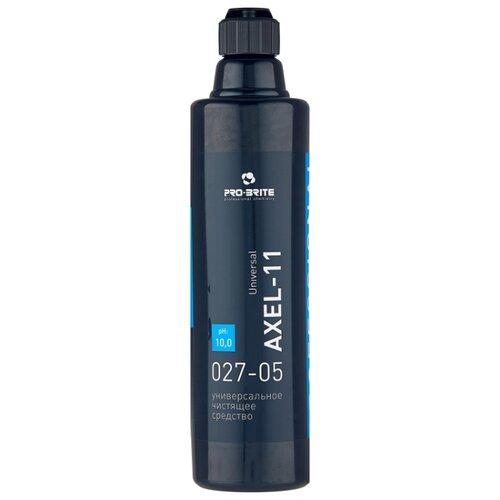Pro-Brite Пятновыводитель Axel-11 Universal 0.5 л pro brite гель для акриловых ванн и душевых кабин maline 348 0 75 л