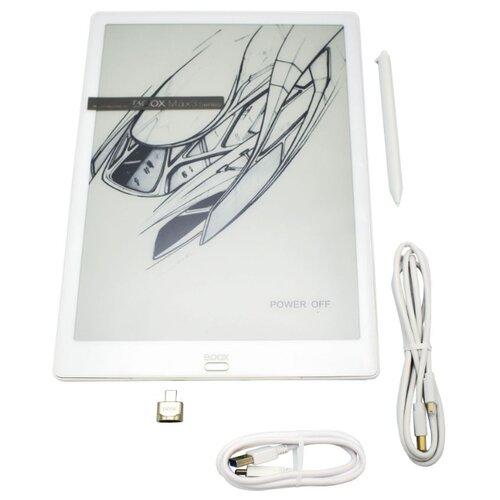 Электронная книга ONYX BOOX MAX 3 белый электронная книга onyx boox monte cristo 4 черный