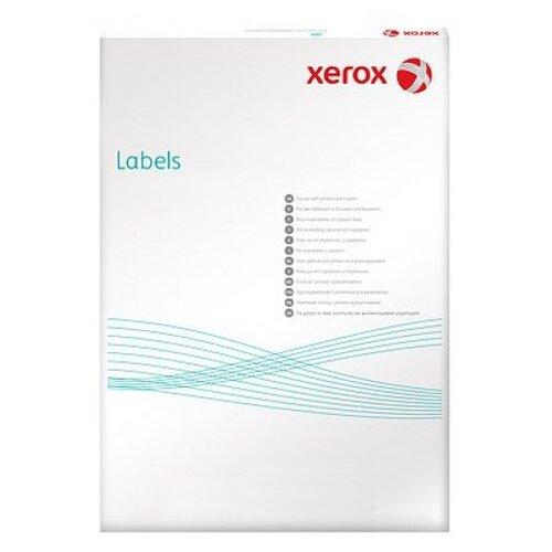 Фото - Наклейки Xerox Labels, 100 листов, А4:1 minecraft наклейки для гаджетов paladone minecraft