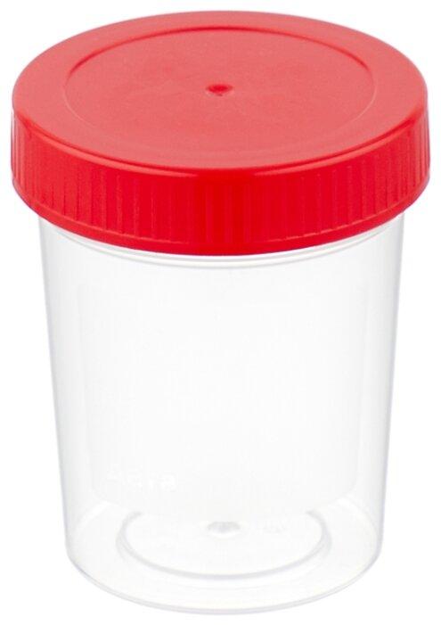 Альпина Пласт контейнер для биопроб (нестерильный) 100 мл