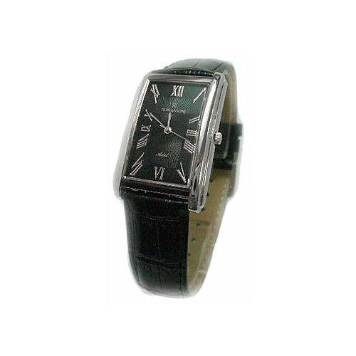 Наручные часы ROMANSON TL0110SLW(BK) наручные часы romanson