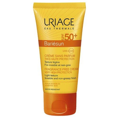 Uriage крем Bariesun без ароматизаторов, SPF 50, 50 мл, 1 шт uriage 50 spf