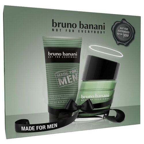 Парфюмерный набор Bruno Banani Made for Men bruno banani about men