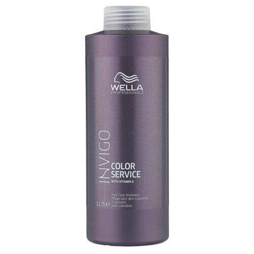 Wella Professionals Invigo color service стабилизатор окраски Post color treatment, 1000 мл wella экспресс средство для ухода за волосами после окрашивания color motion post color treatment 500 мл