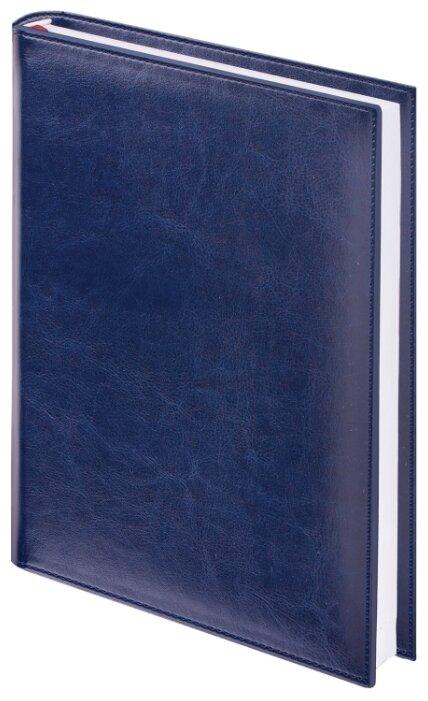 Ежедневник BRAUBERG Imperial 124971 недатированный, искусственная кожа, А4, 160 листов