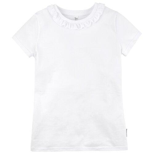 Футболка Bossa Nova, размер 134, белый футболка bossa nova размер 134 голубой