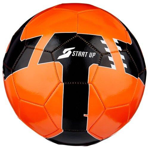 Футбольный мяч START UP E5120 оранжевый/черный цена 2017